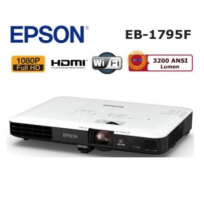 EPSON EB-1795F Taşınabilir Kablosuz Full HD Projeksiyon