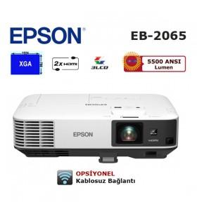 EPSON EB-2065 Kablosuz Wi-Fi Projeksiyon Cihazı