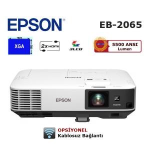 EPSON EB-2065 Wi-Fi Kablosuz Projeksiyon Cihazı