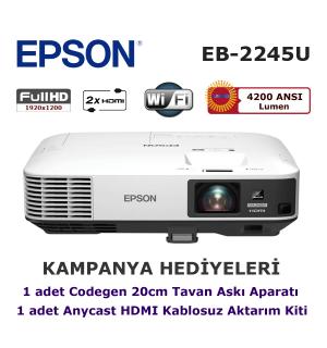 EPSON EB-2245U Kablosuz Full HD Projeksiyon Cihazı