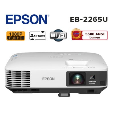 EPSON EB-2265U Full HD Wi-Fi Kablosuz Projeksiyon Cihazı