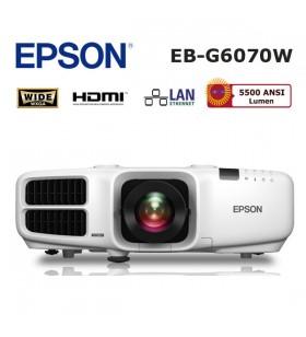 Epson EB-G6070W HD Profesyonel Projeksiyon Cihazı