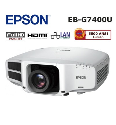Epson EB-G7400U Full HD Profesyonel Projektör