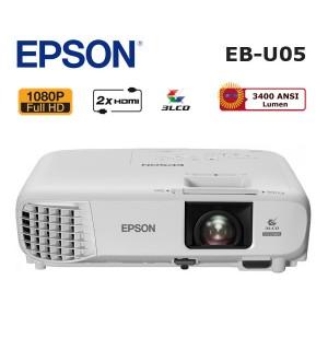 EPSON EB-U05 Full HD Projeksiyon Cihazı