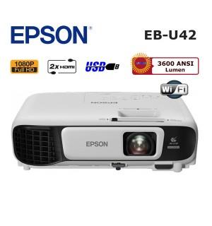 EPSON EB-U42 Full HD Kablosuz Projeksiyon Cihazı