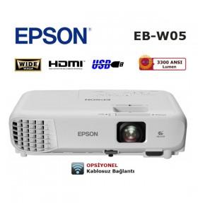 EPSON EB-W05 HD Projeksiyon Cihazı