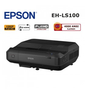 EPSON EH-LS100 Kısa Mesafe LAZER Ev Sinema Projeksiyon