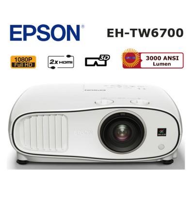 Epson EH-TW6700 Ev Sinema Projeksiyonu