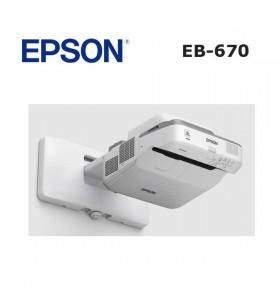 Epson EB-670 Projeksiyon Cihazı