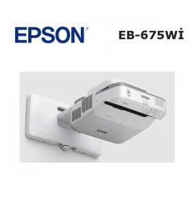 Epson EB-675Wİ Projeksiyon Cihazı