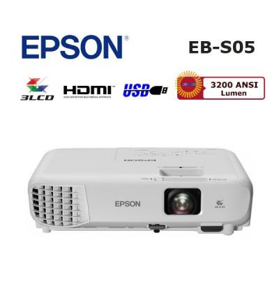 EPSON EB-S05 Projeksiyon Cihazı