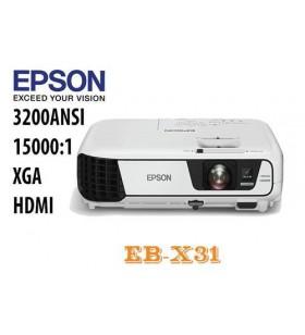 Epson EB-X31 Projeksiyon Cihazı