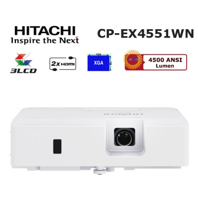 Hitachi CP-EX4551WN Projeksiyon Cihazı