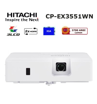 Hitachi CP-EX3551WN Projeksiyon Cihazı