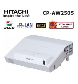 Hitachi CP-AW2505 Ultra Kısa Mesafe Projeksiyon Cihazı