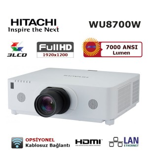 Hitachi CP-WU8700W Full HD Projeksiyon Cihazı