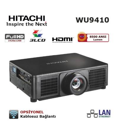 Hitachi CP-WU9410 Profesyonel Projeksiyon Cihazı (No Lens)