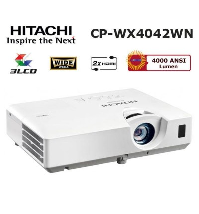 Hitachi CP-WX4042WN Projeksiyon Cihazı