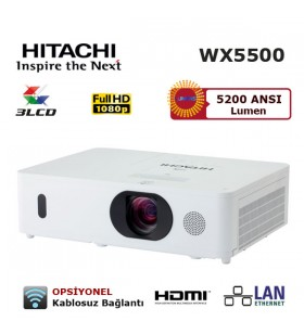 Hitachi CP-WX5500 Projeksiyon Cihazı