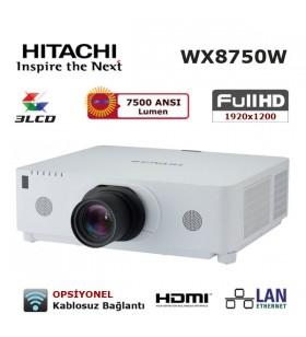 Hitachi CP-WX8750W HD Projeksiyon Cihazı