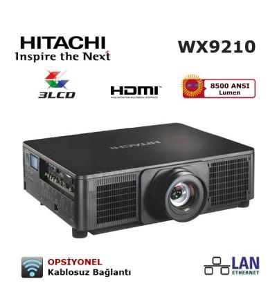 Hitachi CP-WX9210 Profesyonel Projeksiyon Cihazı (No Lens)