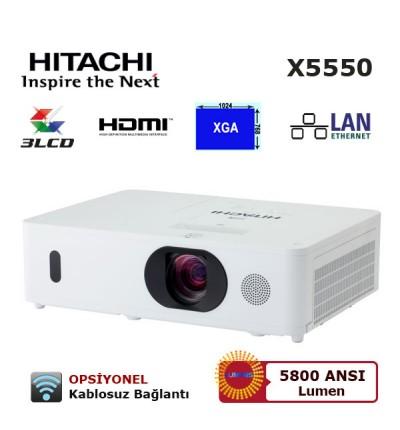 Hitachi CP-X5550 Projeksiyon Cihazı