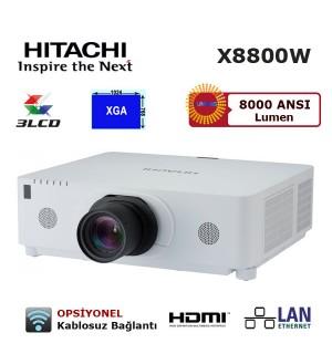 Hitachi CP-X8800W Profesyonel Projeksiyon