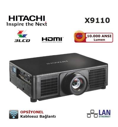 Hitachi CP-X9110 Profesyonel Projeksiyon (Opsiyonel Lens)