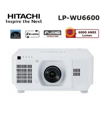 Hitachi LP-WU6600 Lazer Full HD Projeksiyon (Opsiyonel Lens)