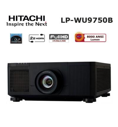 Hitachi LP-WU9750B Lazer Projeksiyon Cihazı (Opsiyonel Lens)