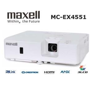 Maxell MC-EX4551 Projeksiyon Cihazı