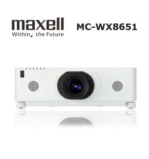Maxell MC-WX8651 Projeksiyon Cihazı