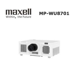 Maxell MP-WU8701WG Projeksiyon Cihazı
