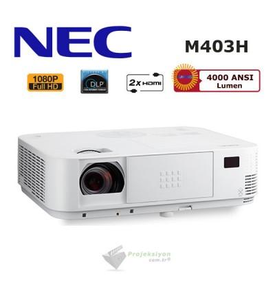 NEC M403H Projeksiyon Cihazı
