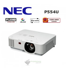 NEC P554U Projeksiyon Cihazı