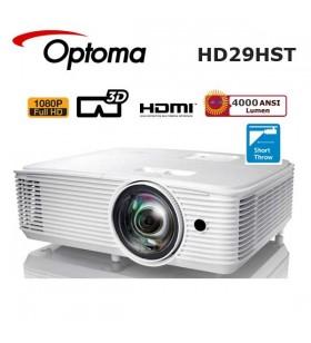 Optoma HD29HST Full HD Kısa Mesafe Projeksiyon Cihazı