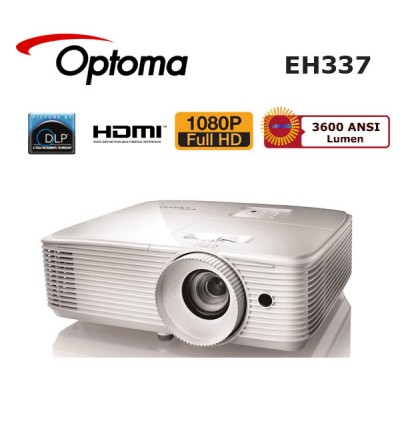 Optoma EH337 Projeksiyon Cihazı