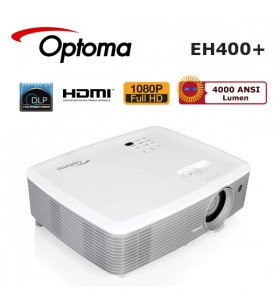 Optoma EH400 Plus Full HD Projeksiyon Cihazı