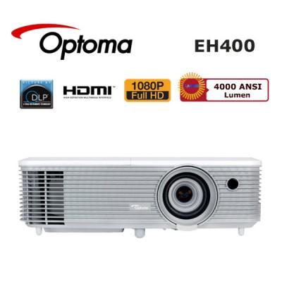 Optoma EH400 Full HD Projeksiyon Cihazı