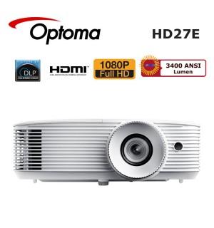 Optoma HD27E Full HD Ev Sinema Projeksiyon Cihazı
