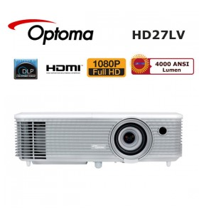 Optoma HD27LV Full HD Ev Sinema Projeksiyon Cihazı