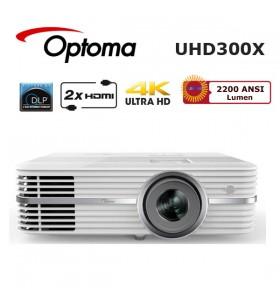 Optoma UHD300X Ultra HD 4K Ev Sinema Projeksiyon Cihazı