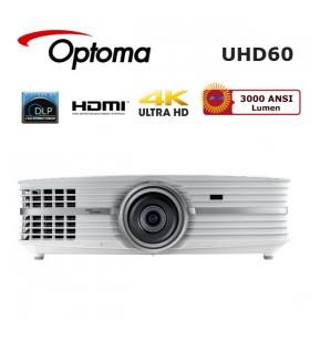 Optoma UHD60 Ultra HD 4K Ev Sinema Projeksiyon Cihazı