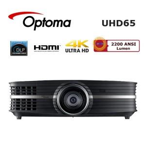 Optoma UHD65 Ultra HD 4K Ev Sinema Projeksiyon Cihazı