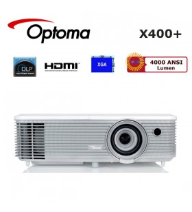 Optoma X400+ Projeksiyon Cihazı