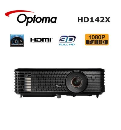 Optoma HD142X Full HD 3D Ev Sinema Projeksiyonu