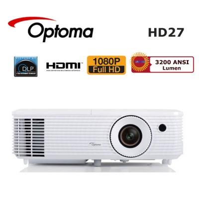 Optoma HD27 Full HD Ev Sinema Projeksiyon Cihazı