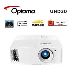 Optoma UHD30 Ultra HD 4K Ev Sinema Projeksiyon Cihazı
