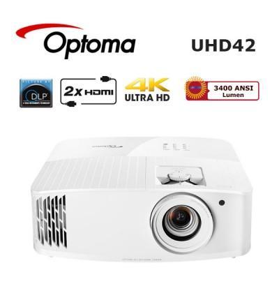 Optoma UHD42 Ultra HD 4K Ev Sinema Projeksiyon Cihazı