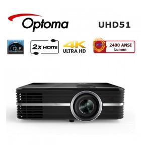 Optoma UHD51 4K Ev Sinema Projeksiyon Cihazı